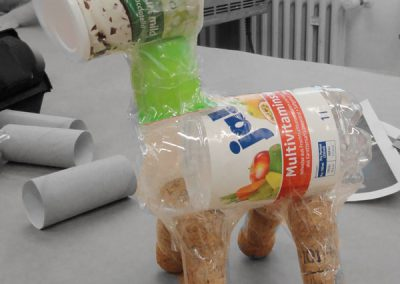 Recyclingtiere